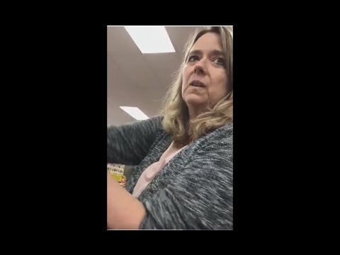 Racist Woman Harasses Muslim Shopper at Trader Joe's