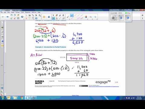 Math 6 Module 2 Lesson 10 Video