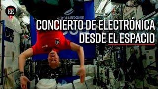 Astronauta italiano se convierte en DJ desde el espacio - El Espectador
