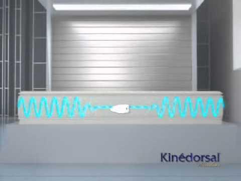 Matelas Kinedorsal Avec La Nouvelle Technologie Du Systeme Aeromatic