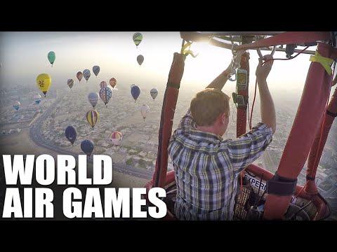 World Air Games - Hot Air Balloon Competition | Flite Test