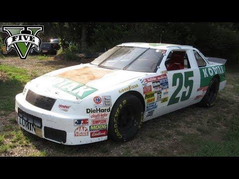 CHEVROLET LUMINA NASCAR AUTO PIMPEN! (GTA V Southern San Andreas Super Sport Series)