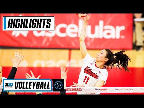 Nebraska's Lexi Sun Headlines Big Ten Weekly Volleyball Honorees   March 22, 2021   Highlights