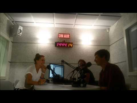 AMHSI radio interview with Grace Gilbert and Brandon Highblum