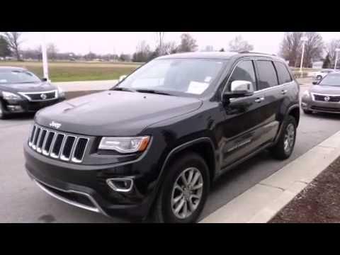 2014 Jeep Grand Cherokee P1492 - YouTube