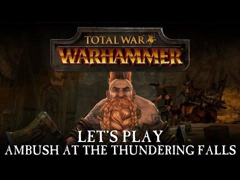 Total War: WARHAMMER Gameplay Video - Dwarfs Let's Play