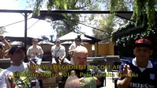 Mati Lescano y Los Gedes - Grabacion Alta Cumbia