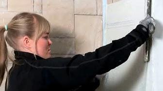TYÖVIDEO: Takan rappaus | webervetonit 410 ohutrappauslaasti ja webervetonit Silcopinnoite