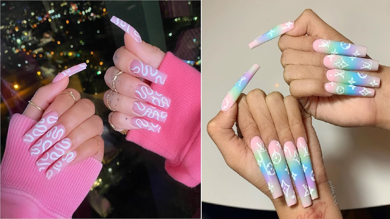Cute Acrylic Nail Designs That Will Make You Stand Out | | The Best Nail Art Ideas