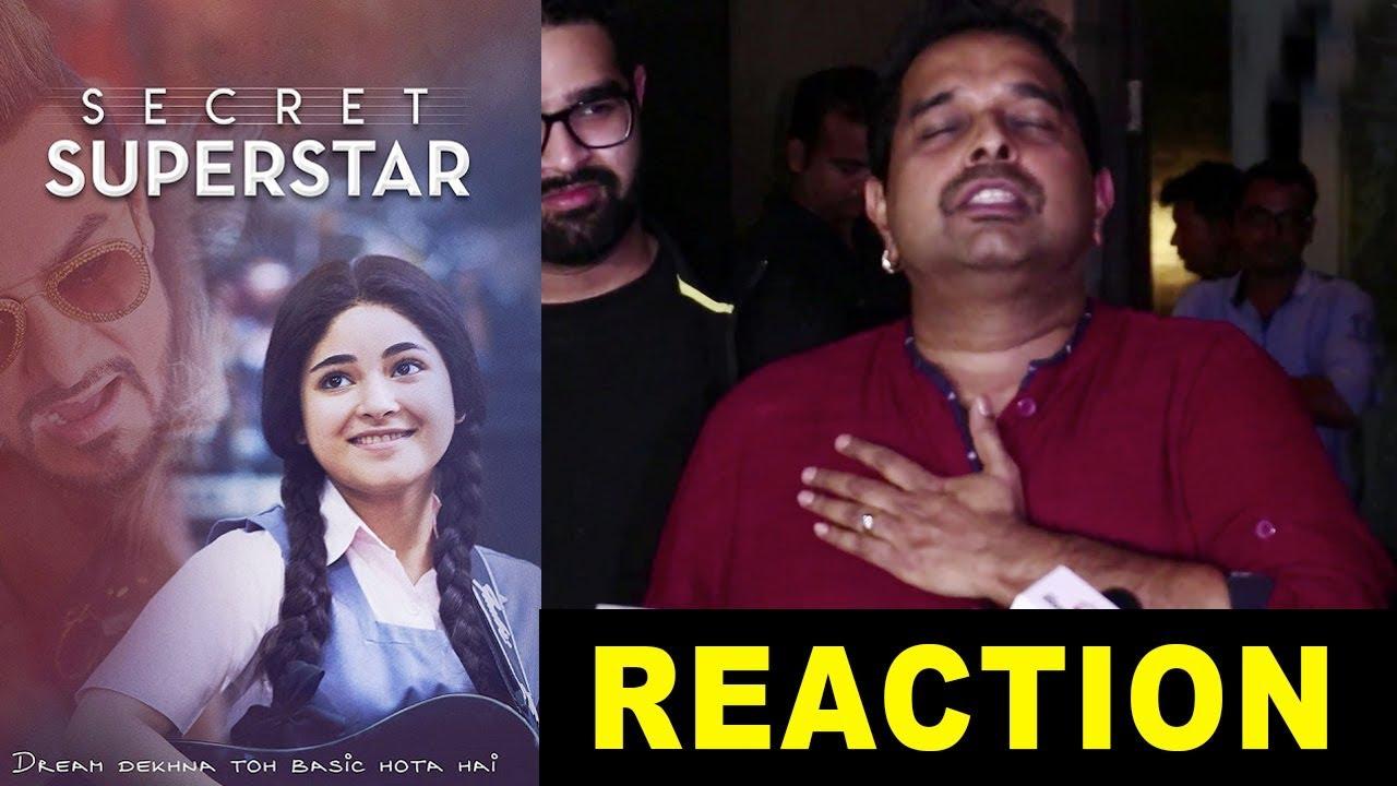 Shankar Mahadevan Reaction Aamir Khan s Secret Superstar Movie