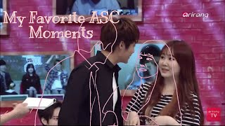 My Favorite ASC Moments
