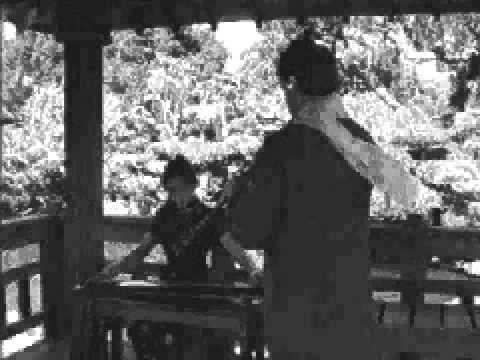 Reincarnation-Chinese Guqin Music Video《前世今生》王菲古琴李祥霆箫MV Wang Fei xiao
