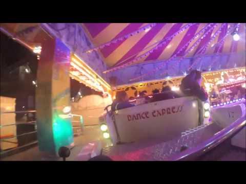 Dance Express - Spindler ( Onride POV ) [ Winzerfest Wiesloch 2015 ]