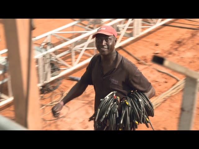 Arrival in Owerri, Nigeria - Evangelist Daniel Kolenda
