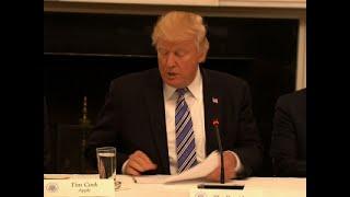 Trump: North Korea 'Brutal' after Warmbier Dies