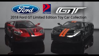 Petron Ford GT Limited Edition Toy Car Collection Review