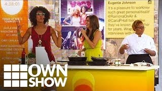 Chef Carla Hall's Top 3 Cooking Rules   #OWNSHOW   Oprah Online