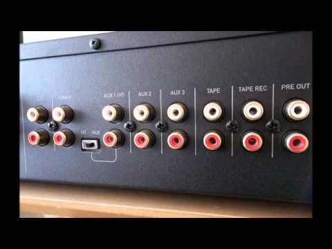 Musical Fidelity M3i Integrated Amplifier Overview