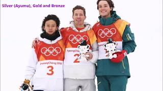 [JAPAN]  Tribute to Ayumu Hirano - Olympic Snowboarder