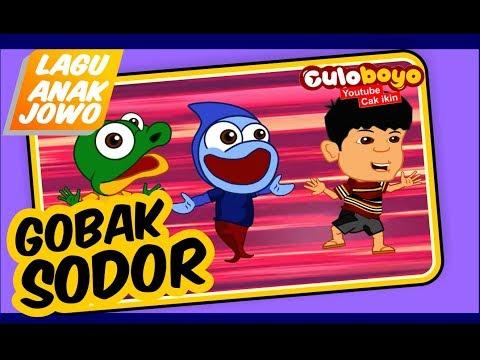 Culoboyo Gobak Sodor | Permainan Tradisional | Lagu Anak Bahasa Jawa