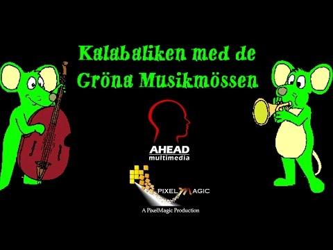 Kalabaliken med de Gröna Musikmössen (Swedish) (1996)