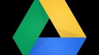 Google Drive SDK: Service accounts