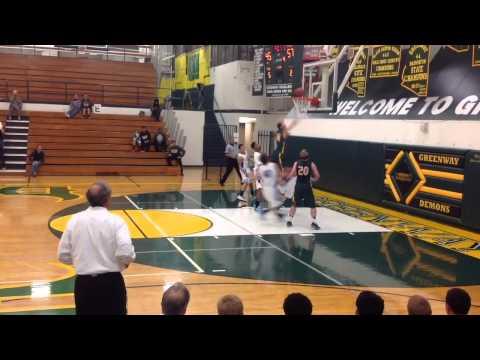 Judy Dixon Tournament Greenway Varsity 2014-2015 12-27-14 part II