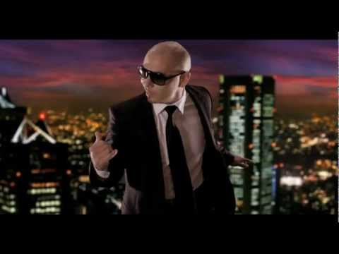 Pitbull - International Love ft. Chris Brown 2012