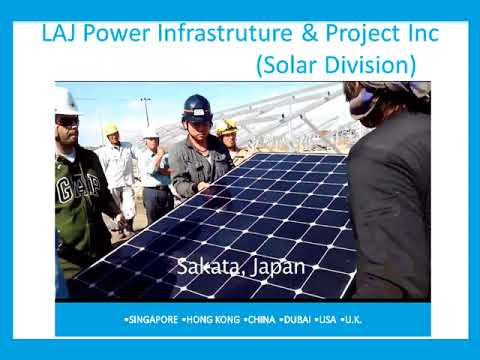 laj Infrastructure & Project Solar Rooftop Division