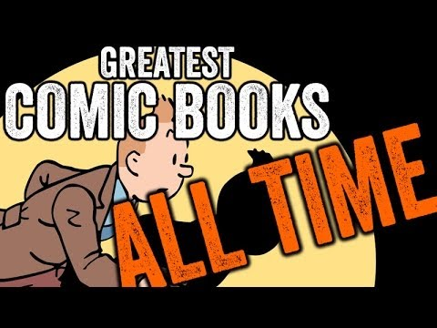 The Adventures of Tintin: The Greatest Comic Books of All Time Ep.2
