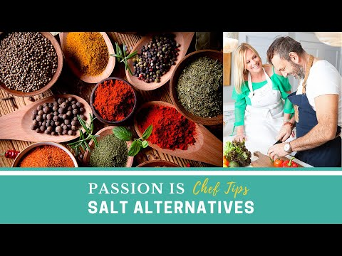 Cooking Tips: Salt alternative to your food. Passion Is Cooking.com