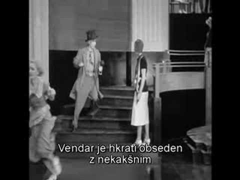 Film analysis by S. Žižek - Psycho (slo. podnapisi)