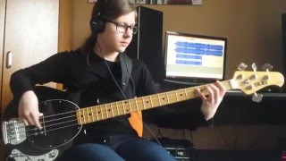 Jamiroquai - Too Young To Die (Bass Cover)