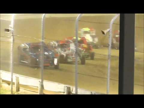 Sharon Speedway Big Block Modifieds May 2, 2015