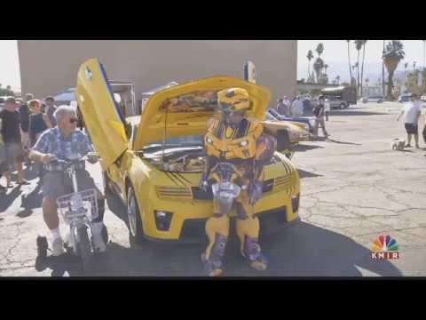 American Car Show Bermuda Dunes Airport YouTube - Bermuda dunes airport car show