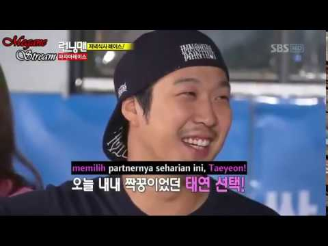 RUNNING MAN EP.64 SUB INDO (2011) Guest SNSD Part 2