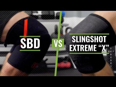 Knee Sleeve Showdown: Sling Shot Extreme