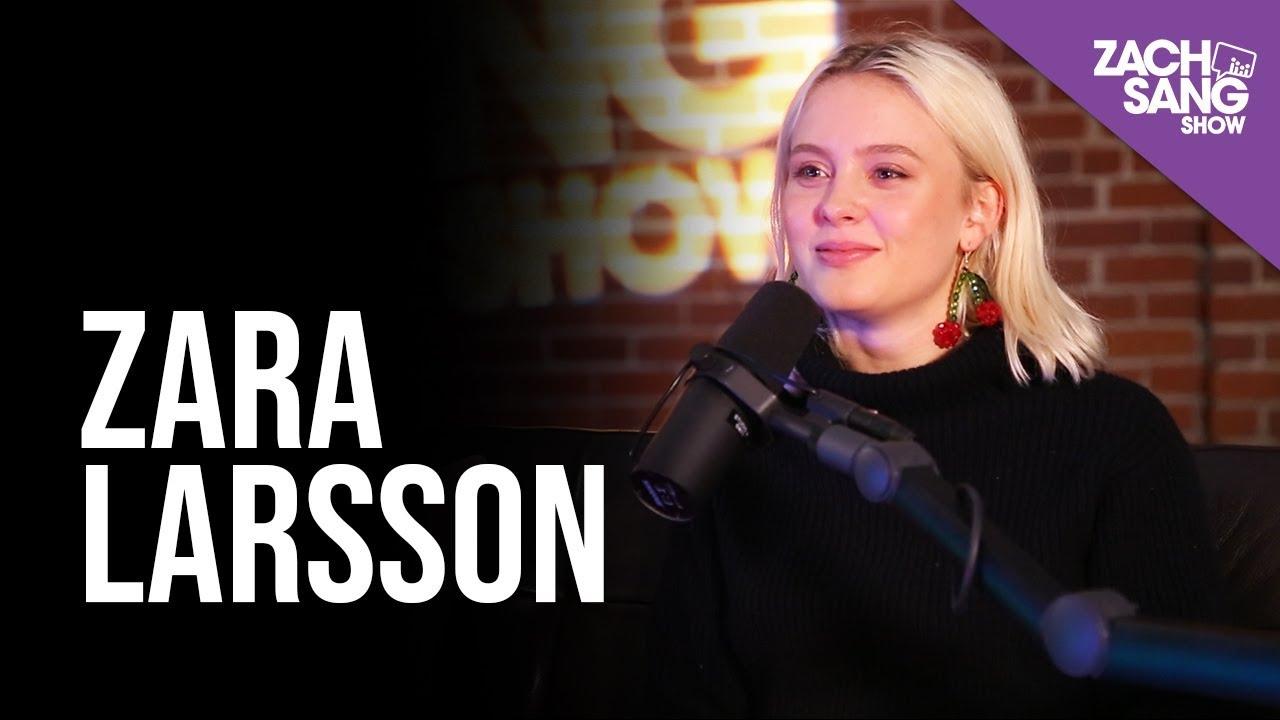 Zara Larsson Talks Ruin My Life, Upcoming Album & Meeting Her Boyfriend