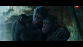 Planeta dos Macacos 3: A Guerra - Trailer #2 HD Oficial [Andy Serkis]