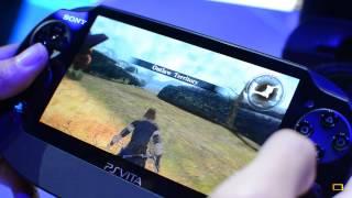 [E3 2013] Valhalla Knights 3 PS Vita Gameplay