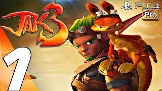 Jak 3 - Gameplay Walkthrough Part 1 - Prologue (PS4 PRO)