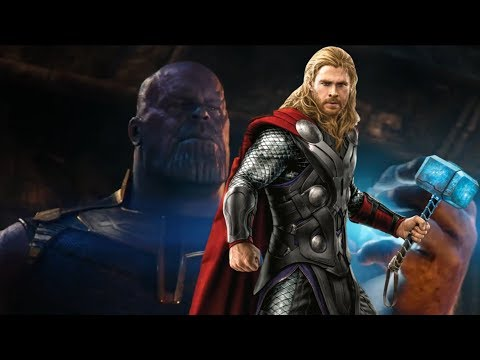 Why Does Thor And Thanos Have The Most Screen Time In Avengers Infinity War?