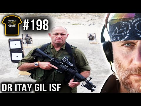 Israeli Special Forces Commander   Dr Itay Gil   Chris Thrall's Bought The T-Shirt Podcast