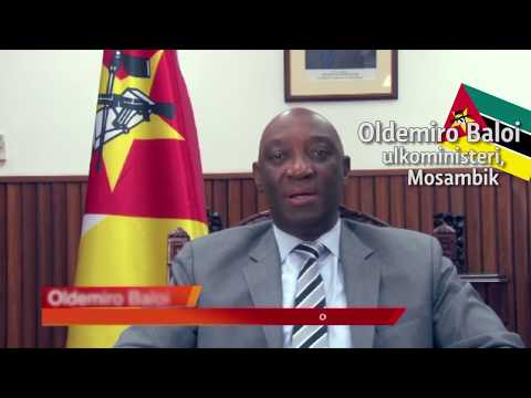 Mozambique, Minister of Foreign Affairs Oldemiro Baloi
