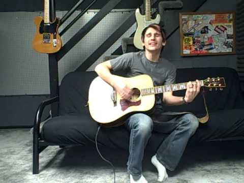 Keith Semple Cover - Bryan Adams Everything I Do