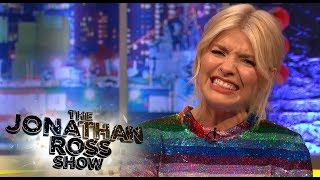 Holly Willoughby Talks Designer Vaginas - The Jonathan Ross Show