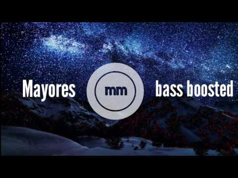 Becky G - Mayores ft. Bad Bunny (extreme bass boosted)