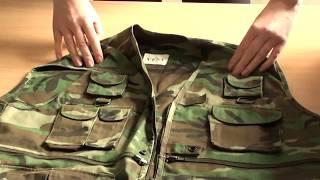 В1 (8).  Микс  военный одежды, камуфляж