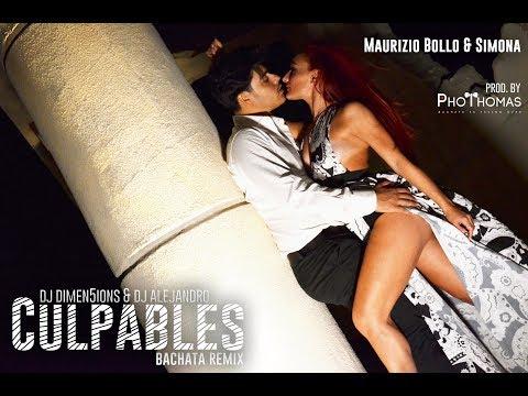 Manuel Turizo - Culpables [OFFICIAL VIDEO] DJ Dimen5ions & DJ Alejandro Bachata Remix
