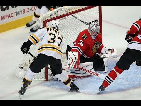 Bruins vs. Blackhawks Post-Game